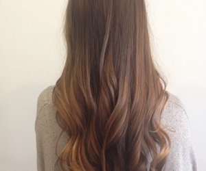 curly, dye, and goals image