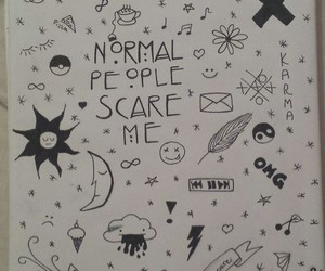 normal people scare me image