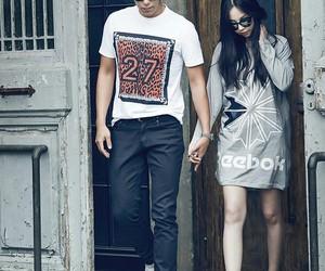 T.O.P, sohee, and bigbang image