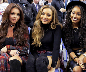 jesy nelson, jade thirlwall, and little mix image