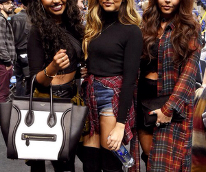 girls, jesy nelson, and leigh-anne pinnock image