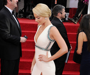 margot robbie, dress, and luxury image