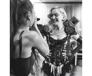 ariana grande, madonna, and grammys image