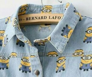 minions, fashion, and clothes image