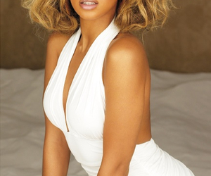 beauty, beyonce knowles, and photoshoot image