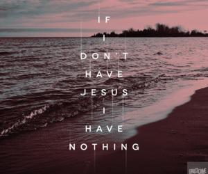 jesus, god, and love image