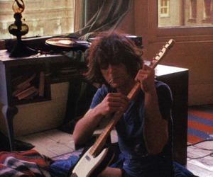 syd barrett, Pink Floyd, and guitar image