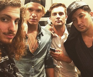cody simpson, justin stirling, and other instagram image
