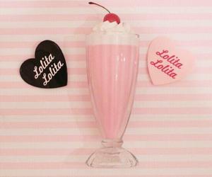 cherry, pink, and grunge image