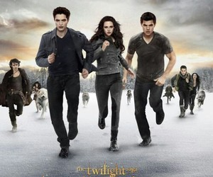 twilight, breaking dawn, and breaking dawn part 2 image