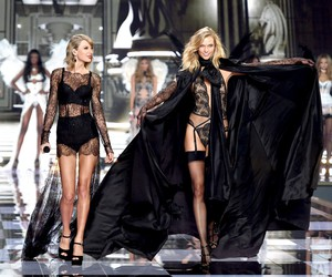 Taylor Swift, Victoria's Secret, and Karlie Kloss image