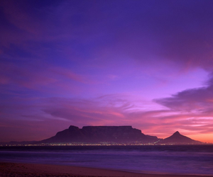 beautiful, cape town, and clouds image