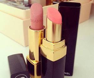 fashion, lipstick, and chanel image
