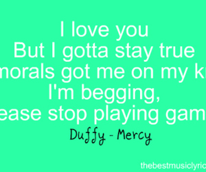 duffy, games, and I Love You image