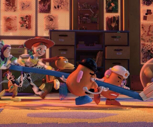 disney, toy story, and ディズニー image