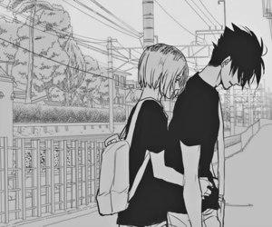 haikyuu, anime, and manga image