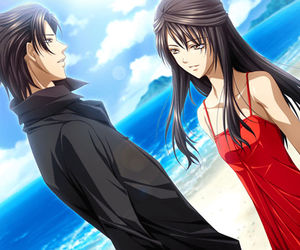 anime, duo, and skip beat image