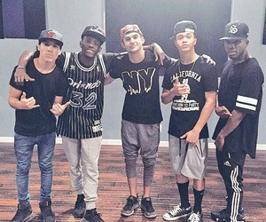dance class, gabriel morales, and im5 image