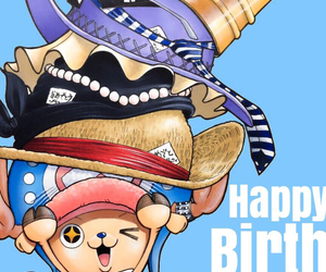 one piece and chopper image