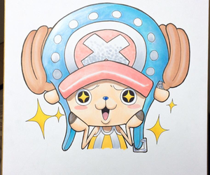 anime, chopper, and japan image
