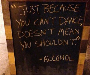 alcohol, because, and drunk image