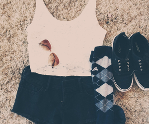 hollister, outfit, and summer image