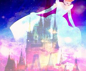 beautiful, castle, and cinderella image