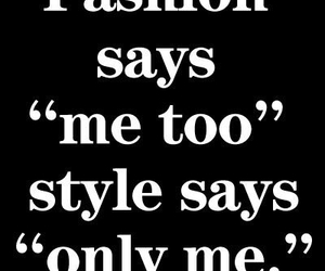 fashion, just, and quotes image