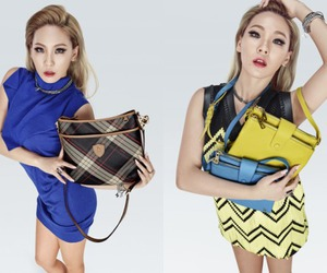 CL, photo, and chaerin image