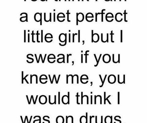 drugs, happy, and quotes image