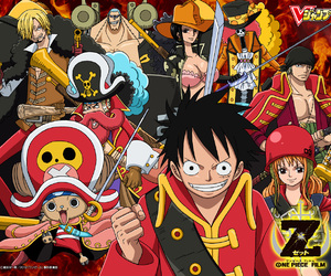 one piece, franky, and usopp image