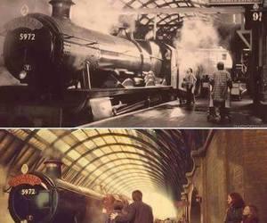 harry potter and hogwarts express image