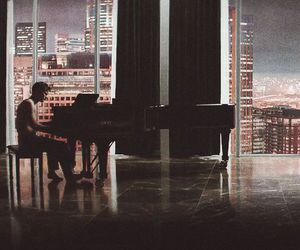 Hot and christian grey image