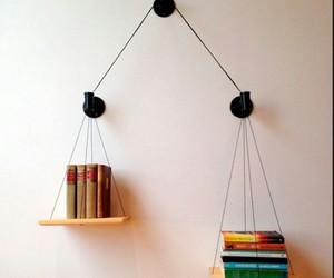 book, bookshelf, and creative image