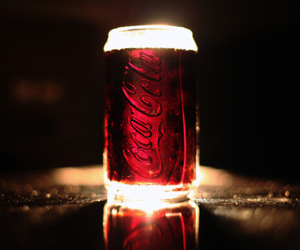 coca cola and light image