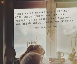college, life, and quotes image