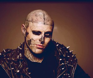tattos, zombieboy, and rickgenest image