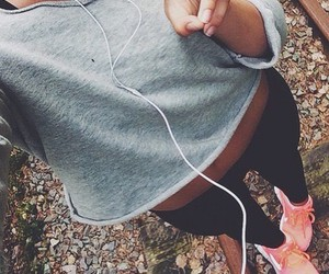 nike and workout image