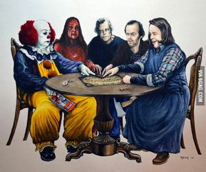 it, carrie, and Stephen King image