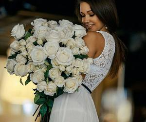 beautiful, flores, and look image