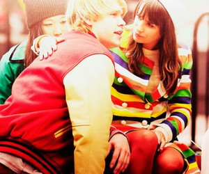 lea michele, perfection, and chord overstreet image