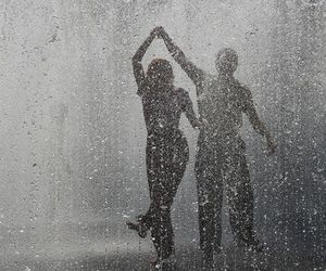 couples, dance, and date image