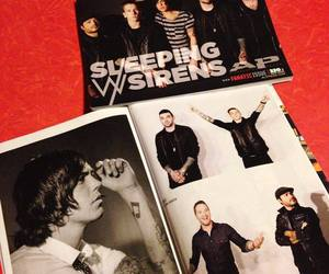 ap, sleeping with sirens, and kellin quinn image
