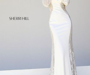 dress, sherri hill 32027, and Prom image