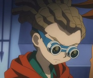 inazuma eleven, mark evans, and royal academy image