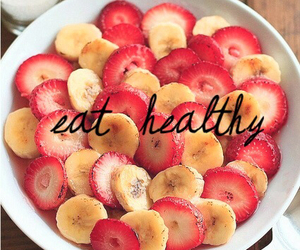 amazing, eat, and healthy image