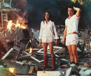couple, famous, and mr&mrs smith image
