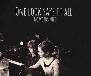 love, harry potter, and ron image