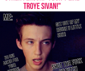 quote, quotes, and troye sivan image