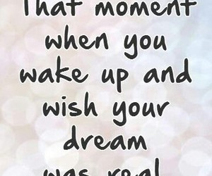 Dream, hoping, and imagination image
